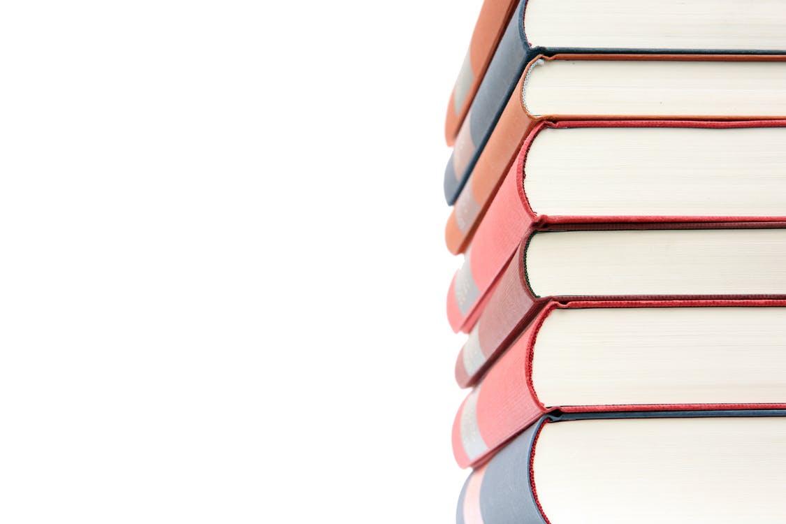 Boeken ruggen