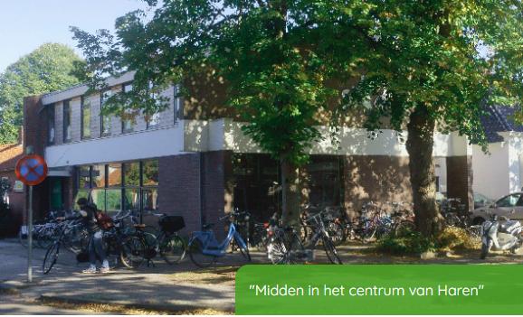 Studiecentrum Haren - ons pand